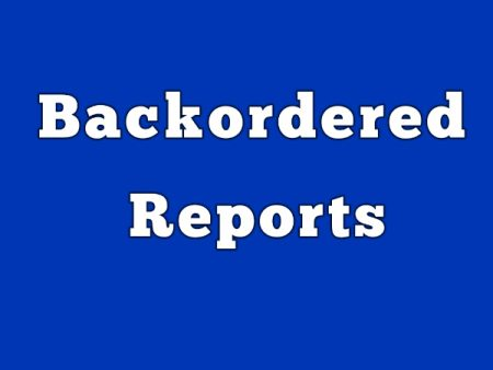 Backordered Reports